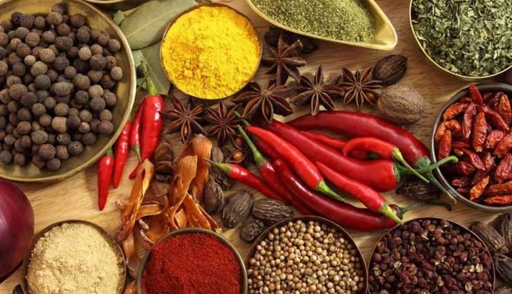 5 Spices To Help You Get Regular Periods