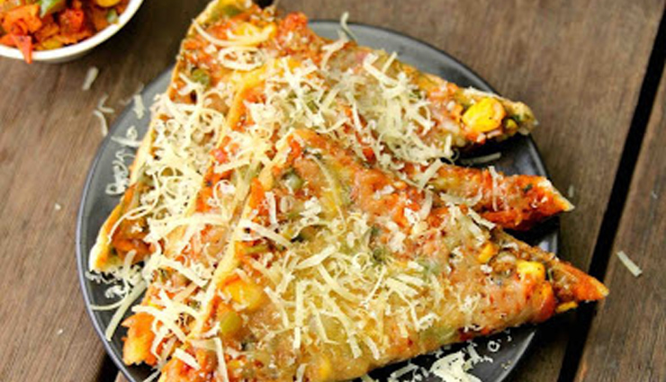 Summer Recipe- Make Your Tea Time Delicious With Spicy Cheesy Masala Toast