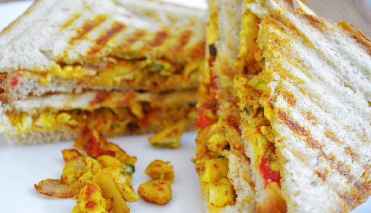 summer recipe,spicy cheesy masala toast,toast recipe,snacks recipe