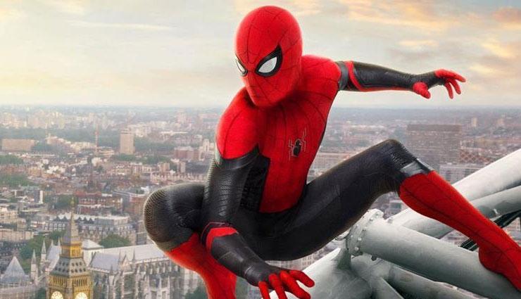 spider man far from home,spider man far from home online leak,hollywood,hollywood news ,स्पाइडरमैन फार फ्रॉम होम,स्पाइडरमैन फार फ्रॉम होम ऑनलाइन लीक