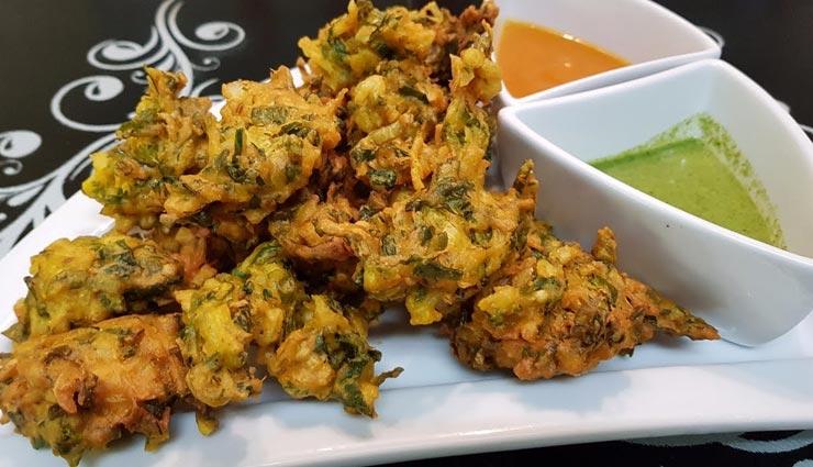 spring onion pakoda recipe,recipe,recipe in hindi,special recipe ,स्प्रिंग अनियन पकौड़े रेसिपी, रेसिपी, रेसिपी हिंदी में, स्पेशल रेसिपी