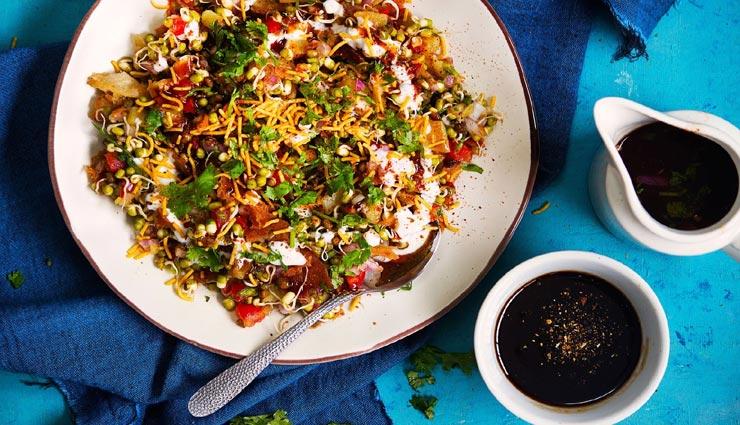 कोरोना काल में जरूरी हैं पोषण, स्वाद के साथ सेहत भी देगी स्प्राउट्स चाट #Recipe