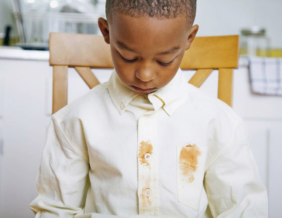 Easiest Ways To Get Rid of Different Types of Stains on Clothes