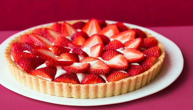 Recipe- Strawberry Tarts are Easy To Make