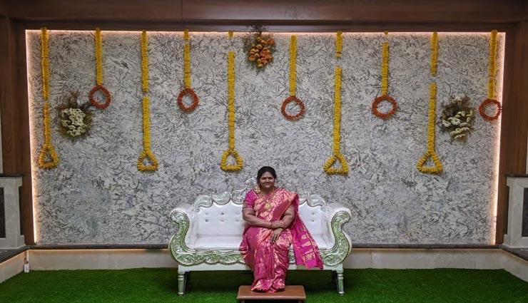 weird news,weird incident,statue of late wife,karnataka businessman,21st century shahjahan ,अनोखी खबर, अनोखा मामला, मृत पत्नी की मूर्ती, कर्नाटक के बिज़नसमैन, 21वीं सदी के शाहजहाँ