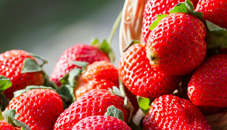 Health,Health tips,Apple,health tips in hindi,guava,oranges,kiwi,strawberry,papaya