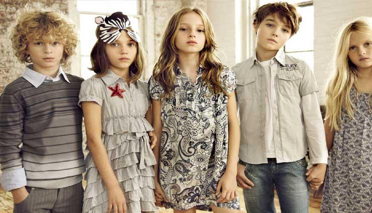 તમારા બાળકોને સ્ટાઇલ કરવા માટે અગત્યની આ 5રીતો જાણો અહીં
