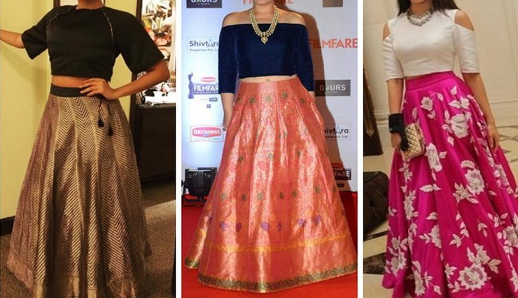 styling long skirts,styling tips,fashion tips,tips to wear long skirts,latest fashion trends