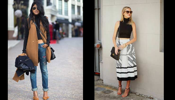 5 Styling Tips For Turtleneck Tops