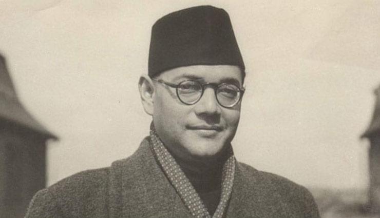 स्वतंत्रता संग्राम के प्रमुख योद्धा थे सुभाष चंद्र बोस, बनाई थी आजाद हिन्द फ़ौज