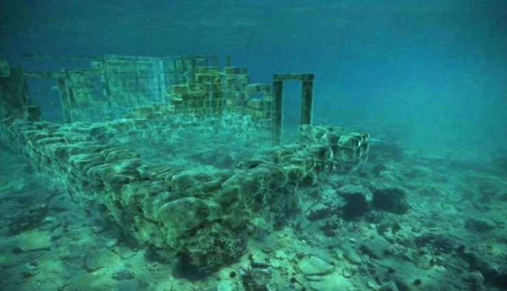 Some of The Least Known Submerged Cities of The World