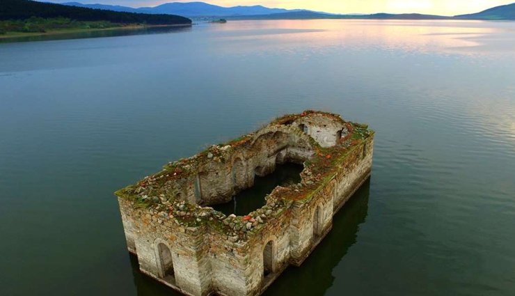 submerged cities of the world,least known submerged cities of the world,sicheng,china,kalyazin,russia,sant roma de sau,spain,mediano,spain,port royal,jamaica