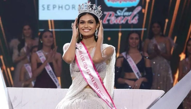 राजस्थान की सुमन राव बनीं फेमिना मिस इंडिया 2019