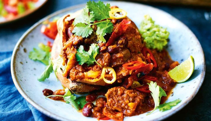 Recipe- Make Your Week Amazing With Sunday Chilli