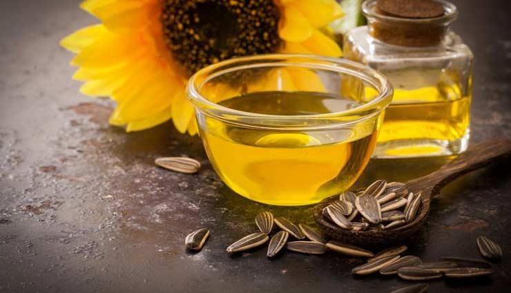 sunflower oil,beauty benefits of sunflower oil,beauty tips,skin care tips,beauty benefits