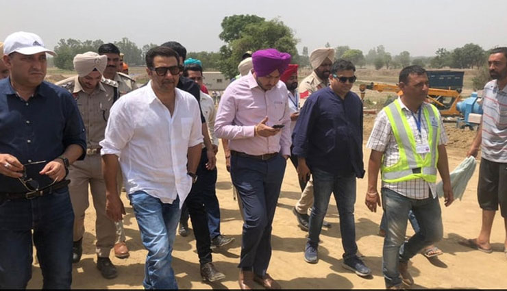 sunny deol,kartarpur corridor,dera baba nanak sahib,gurdwara darbar sahib,gurdaspur,news,news in hindi ,सनी देओल