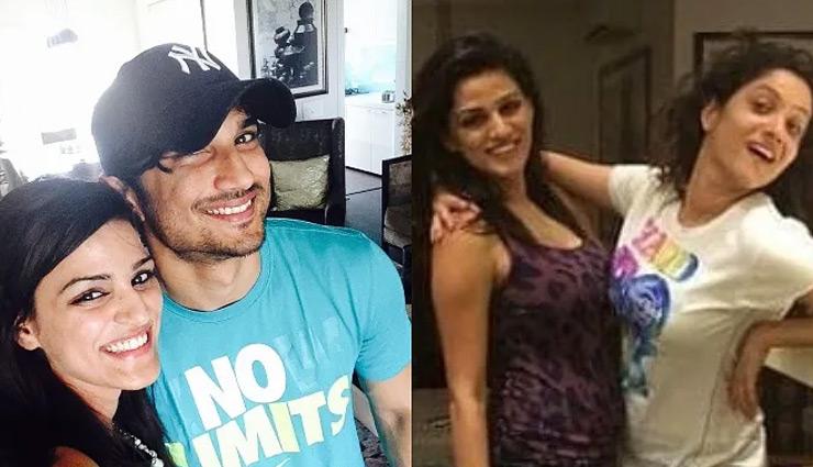Sushant's sister Shweta reacts to Ankita Lokhande's 'depression' statement