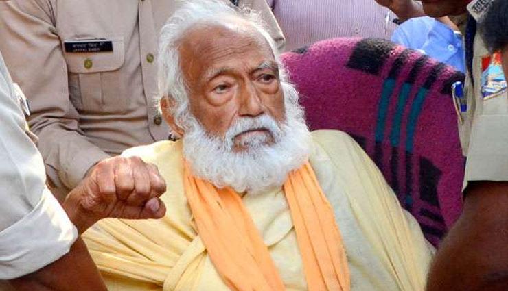 गंगा के लिए कई दिनों से तप कर रहे स्वामी सानंद का एम्स में निधन