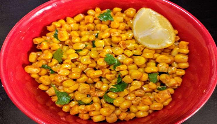 masala sweet corn,recipe,sawan recipe,monsoon recipe,sawan,sawan 2018 ,मसाला स्वीट कॉर्न,मसाला स्वीट कॉर्न रेसिपी,सावन,सावन 2018