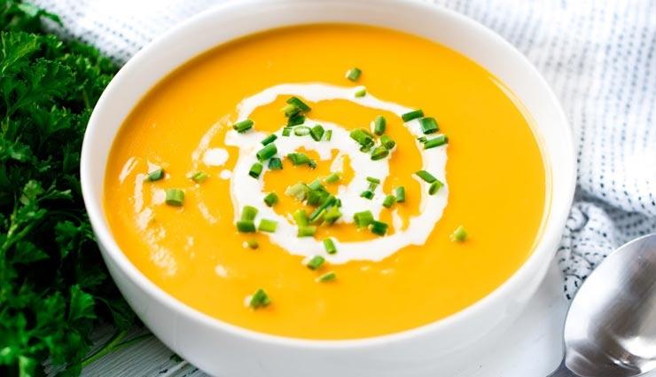 special recipe of sweet potato soup in hindi ,स्वीट पोटैटो सूप रेसिपी, रेसिपी, रेसिपी हिंदी में, स्पेशल रेसिपी