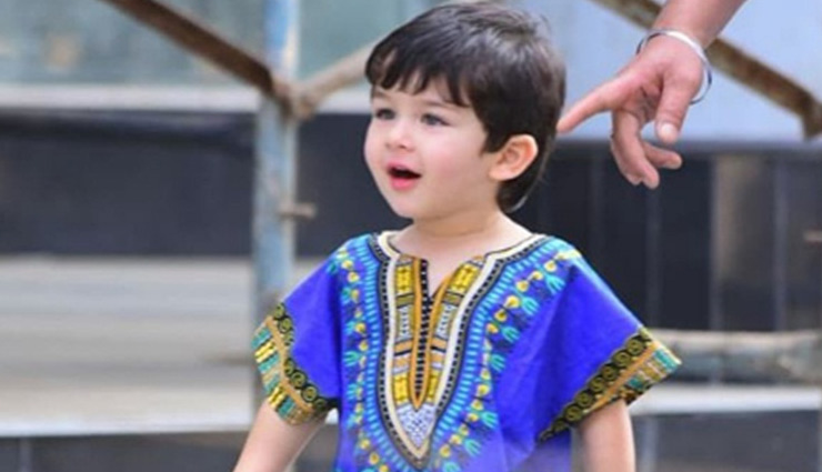 PICS- Taimur Ali Khan is The Real Show Stopper