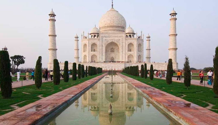 Taj Mahal Entry Fee Hiked To Rs 200