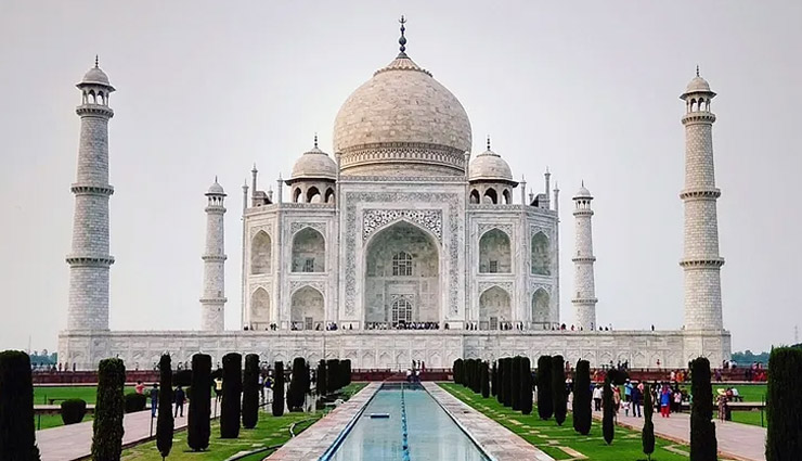 Taj Mahal, Agra Fort to re-open from Sept 21 for visitors