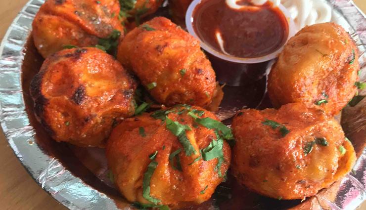 Recipe- Make Your Tuesday Trending With Tandoori Momos