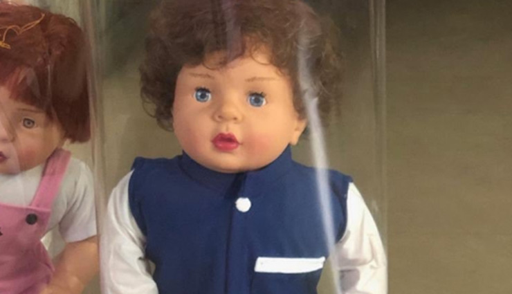 Goodbye Barbie, Junior Nawab Taimur gets a toy named after him