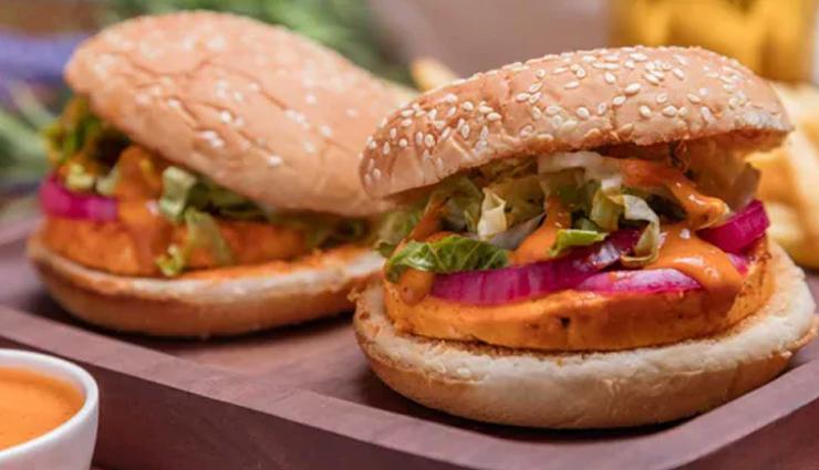 summer recipe,tawa burger,burger recipe,snacks recipe