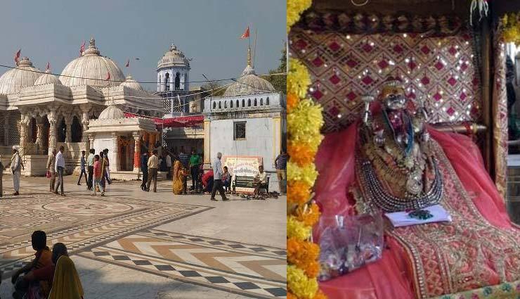 bahuchar devi,bahuchar devi mata,bahucharaji temple,gujrat temple,naulakha haar,bahuchar devi necklace,weird news in hindi ,गुजरात,बहुचराजी माता मंदिर,300 करोड़ का नौलखा हार