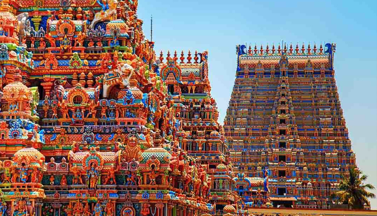 5 Most Visited Hindu Temples of India