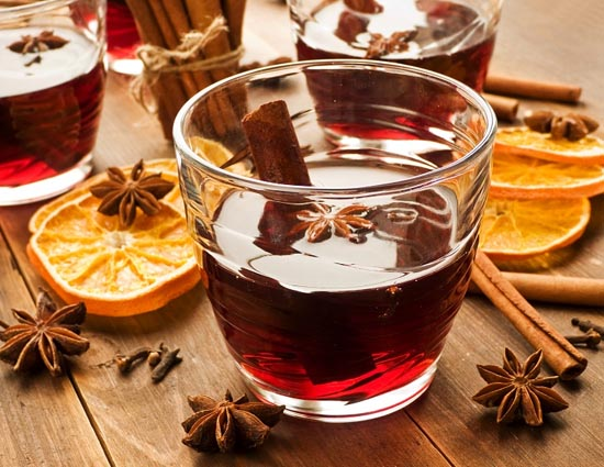 Recipe The Last Minute Mulled Wine Cocktail To Fight Monday Blues