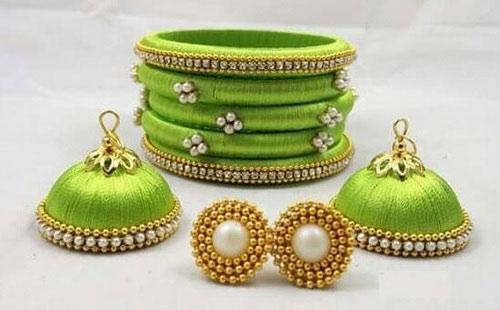 thread jewelry,festive season,fashion tips,jewelry fashion,fashion ,थ्रेड ज्वेलरी,फैशन,फैशन टिप्स