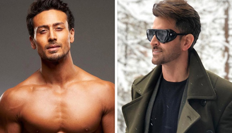 VIDEO- Tiger Shroff grooves to Hrithik Roshan's song 'Deewana Hai Dekho'