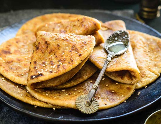 Makar Sankranti - Recipe of Til Poli