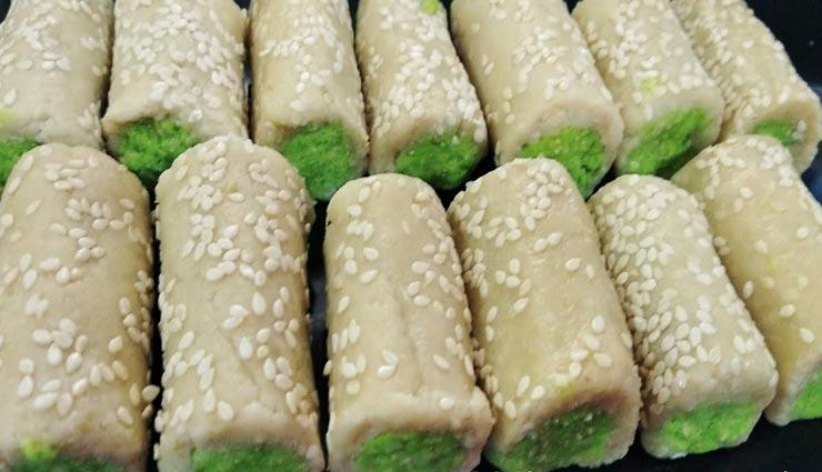 til roll recipe,recipe,recipe in hindi,makar sakranti special ,तिल रोल रेसिपी, रेसिपी, रेसिपी हिंदी में, मकर सक्रांति स्पेशल