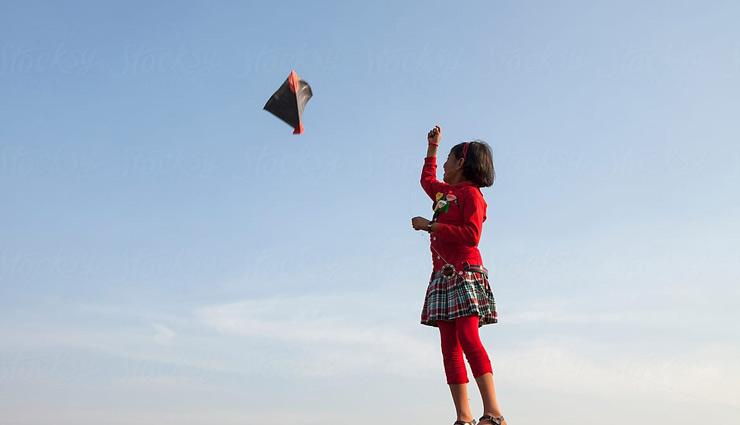 Makar Sankratnti 2019- Tips to Remember While Flying Kite