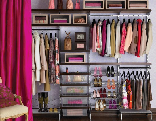 5 Trick Experts Use To Keep Wardrobe Organized