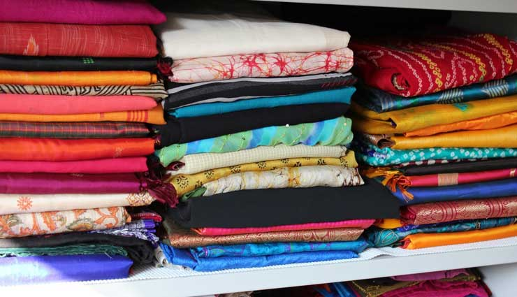 saree care,household tips,saree tips,keep shining of saree ,साड़ियों की देखभाल, साडी टिप्स, देखभाल टिप्स, साड़ियों की चमक