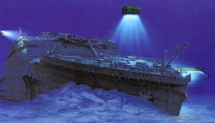 आखिर क्यों आजतक समुद्र से नहीं निकाला गया टाइटैनिक जहाज का मलबा? जानें रहस्य