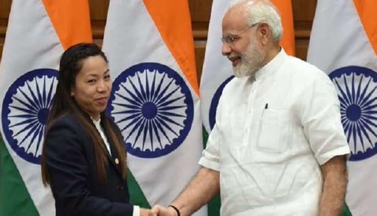 Tokyo Olympics: मीराबाई चानू ने जीता सिल्वर मेडल, PM मोदी समेत कई नेताओं ने दी बधाई