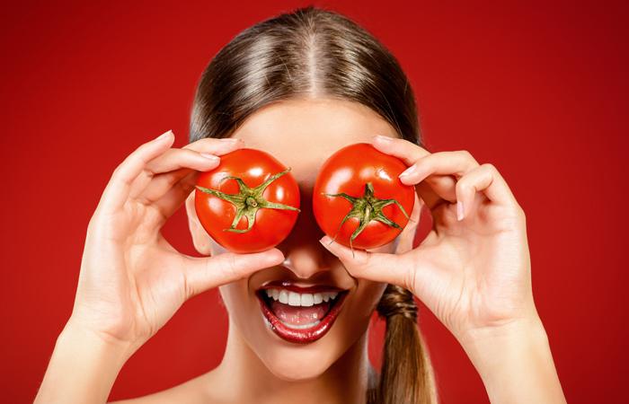 beauty hacks of tomatoes,tomatoes beauty benefits,beauty hacks,beauty tips ,ब्यूटी हैक्स, ब्यूटी टिप्स, टमाटर के ब्यूटी टिप्स