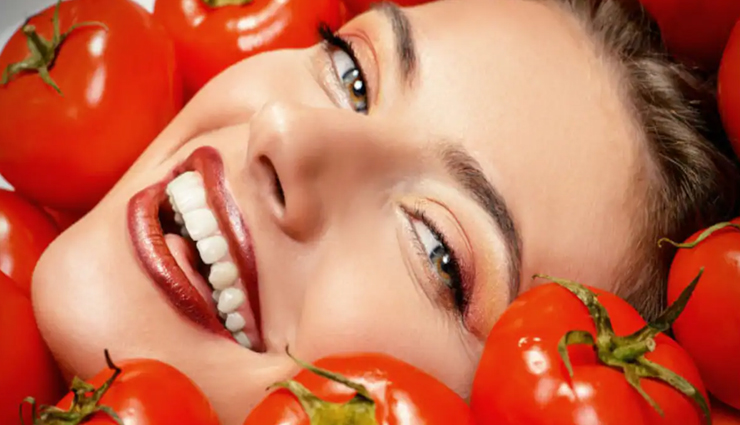 5 Wonders Tomato Does To Your Skin