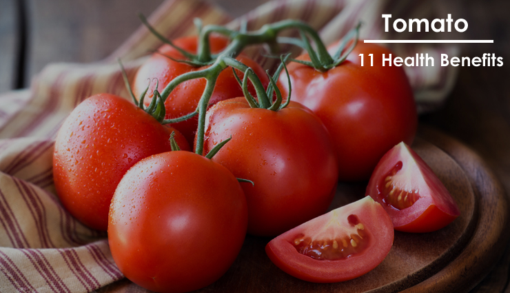 11 Reasons That Will Make You Add Tomato in Your Diet