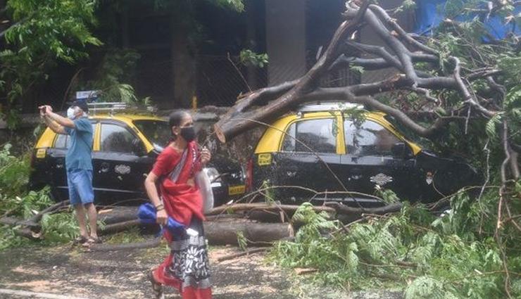 चला गया 'ताऊ ते', पीछे छोड़ गया तबाही, तूफान से महाराष्ट्र के 6349 गांव प्रभावित