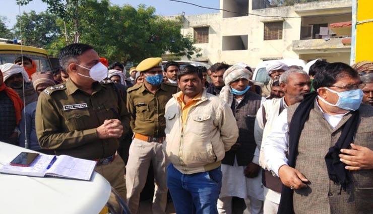 भरतपुर : जहरीली शराब के नशे ने ली 2 की जान, आठ लोगों को दिखना हुआ बंद