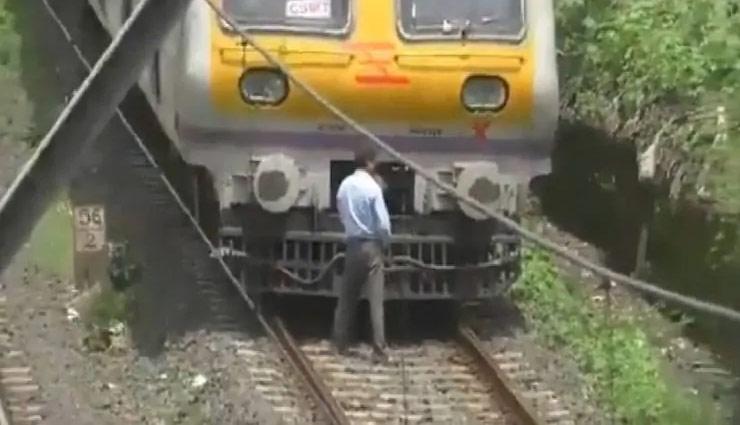 ...जब ट्रेन रोककर ड्राइवर ने करी ये हरकत, वीडियो हुआ वायरल