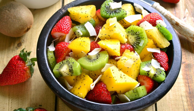 Recipe- Tropical Fruit Salad To Keep You Fit