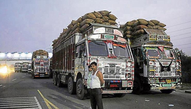 दिल्ली: चालान भरने का नया रिकॉर्ड, ट्रक मालिक को भरना पड़ा 1 लाख 41 हजार का जुर्माना